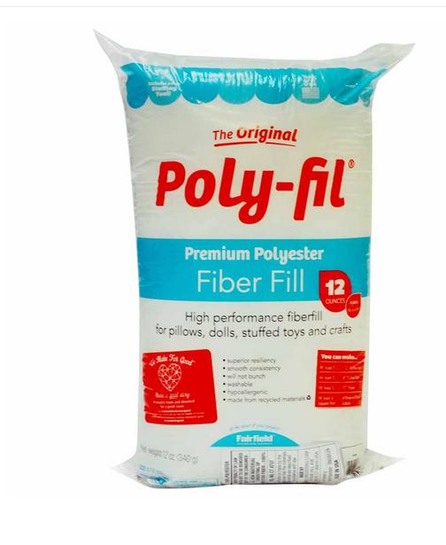 Poly-fil Stuffing 12 oz