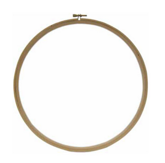 14 Wood Embroidery Hoop