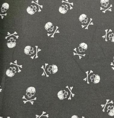 15574-69 Cotton Poplin (21C) - Black