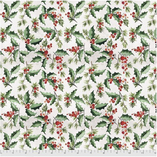 PWTH166.White English Holly (21H)