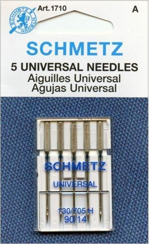 Schmetz Universal Needle Size 90/14 - 5pc