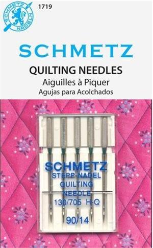 Schmetz Quilting Needles  90/14