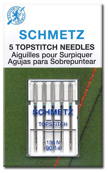 Schmetz Top Stitch Needle 90/14