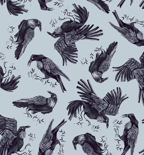 SRR1816 - Ravens Toil & Trouble - CRYSTAL (21D)