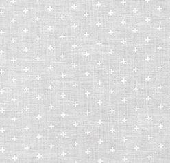 19692-1 Mini Madness Tone on tone White (20C)