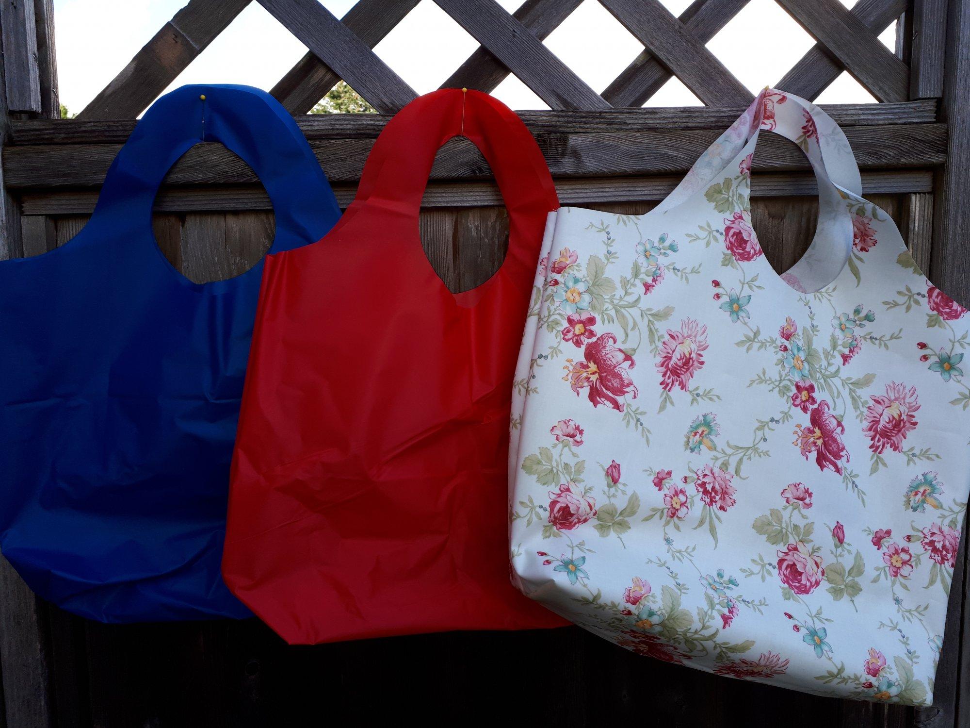 Easy Market Bag Pattern