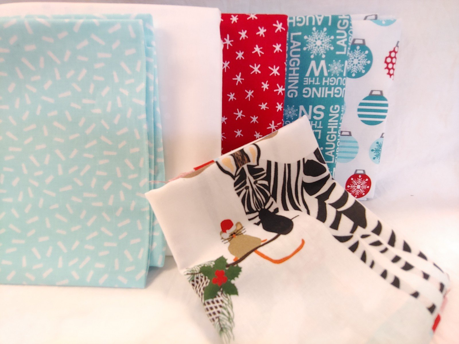 It's Chilly Outside Quilt Kit - Last One!