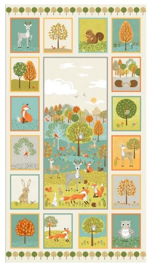 MK2173-1 Forest Panel