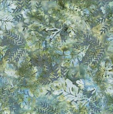 #2232-227 Bali Batik- Sprout
