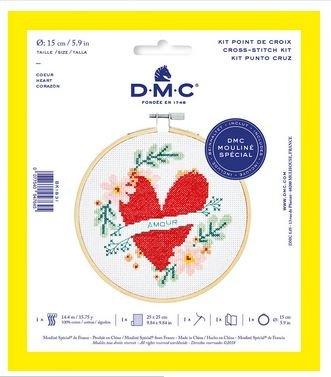 Stitch Kit XS- Heart