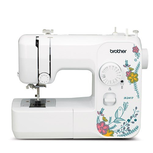 Brother JX2417 - 17-Stitch Mechanical Sewing Machine -  In Stock!