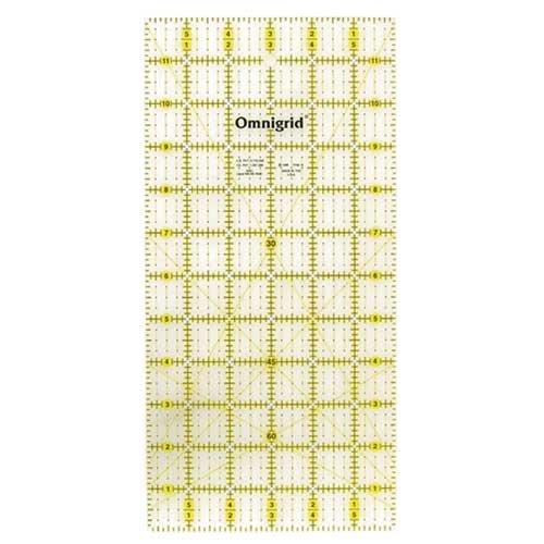 OMNIGRID Ruler - 6 x 12