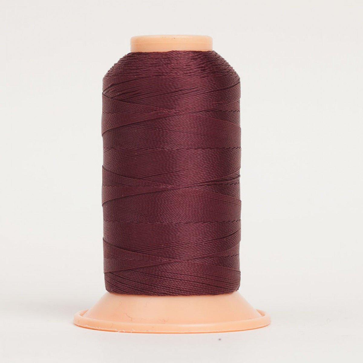 Col.369 Upholstery Thread 300m/328yds Burgundy