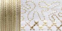 733-4060 Sulky 30 Wt. Cotton Blendables thread 500yds/450m Parchment