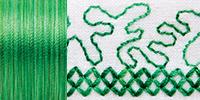 733-4018 Sulky 30 Wt. Cotton Blendables thread 500yds/450m Summer Grass