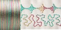 733-4041 Sulky 30 Wt. Cotton Blendables thread 500yds/450m Fiesta