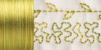 733-4052 Sulky 30 Wt. Cotton Blendables thread 500yds/450m Lime Batik