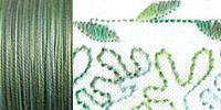 733-4085 Sulky 30 Wt. Cotton Blendables thread 500yds/450m  Green Tea