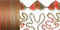 733-4092 Sulky 30 Wt. Cotton Blendables thread 500yds/450m Summer Fruit