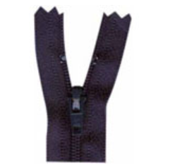 Closed End Zipper 45cm #169 Navy