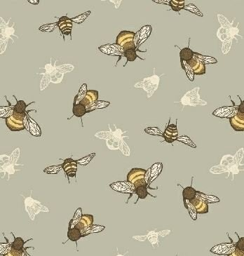51435-2 Tell the Bees -Grey (20B)
