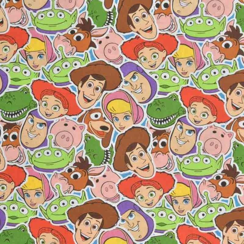 Pixar Sticker Party Fleece