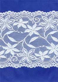 #528 Stretch Lace 150mm (approx 6)