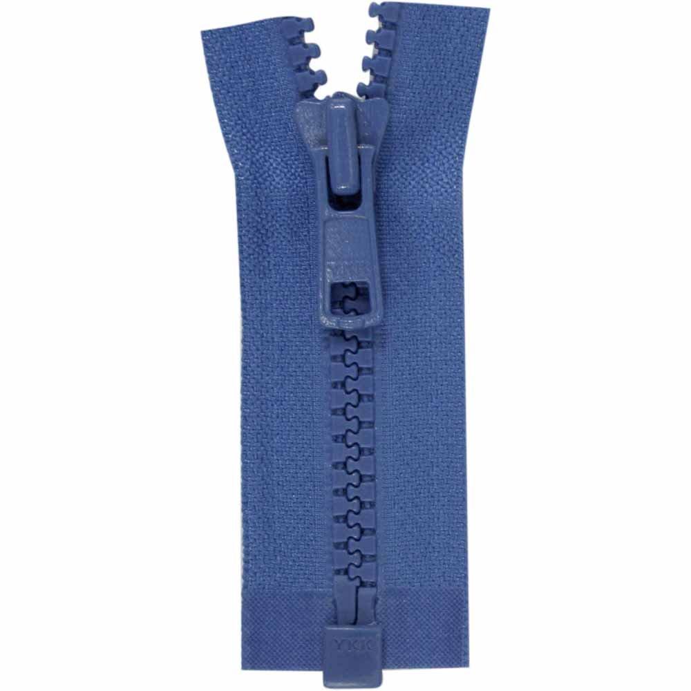 Activewear One Way Separating Zipper 65cm (26) - Bristol Blue - 1764