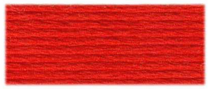 DMC 666 Cotton 6 Strand Floss 8m