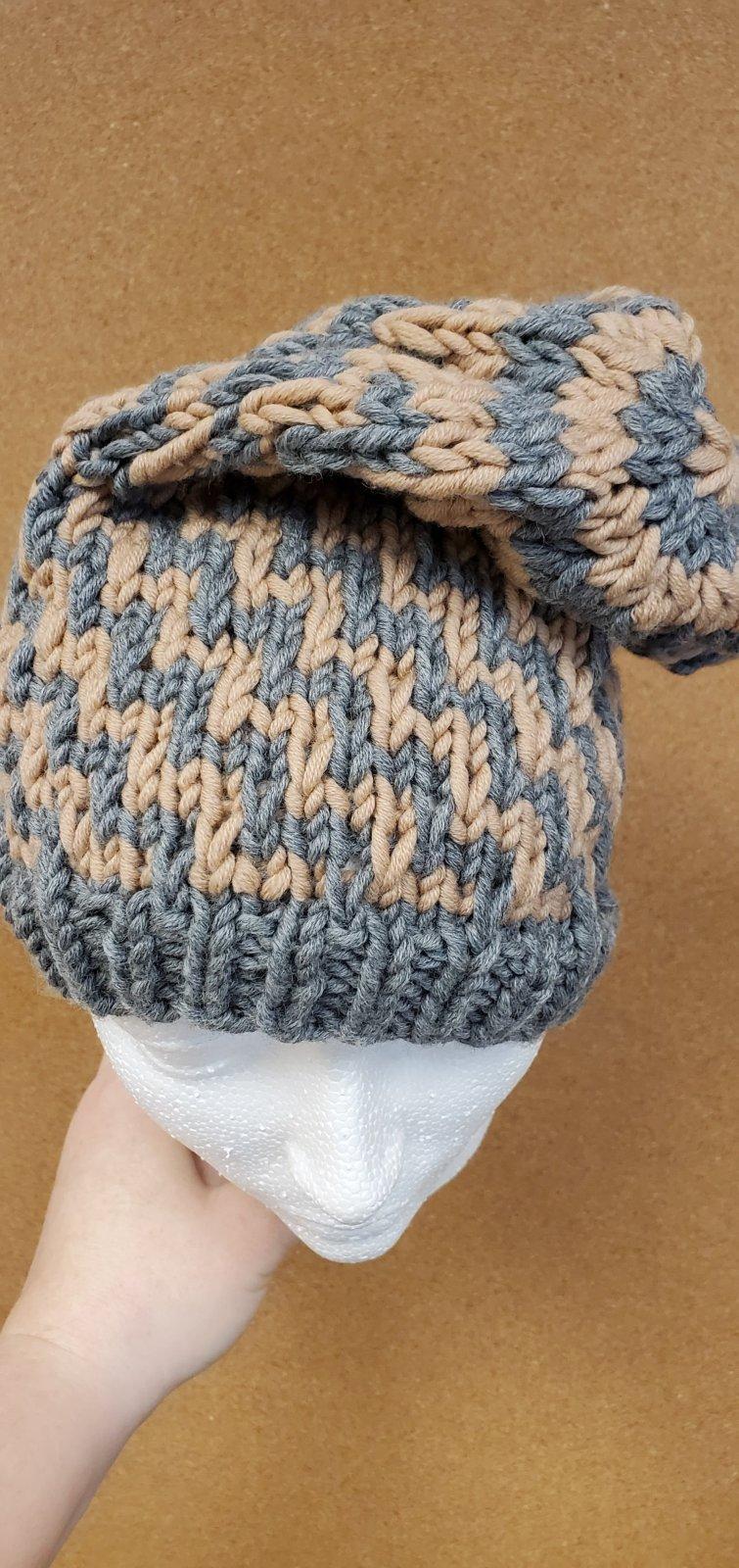 Adult Knit Hat