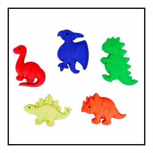 Prehistoric Pet buttons 5807
