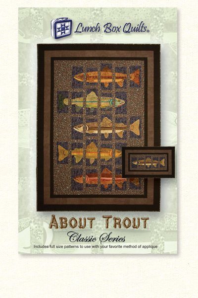 About Trout with CD