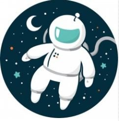 Ad-Fab Astronaut