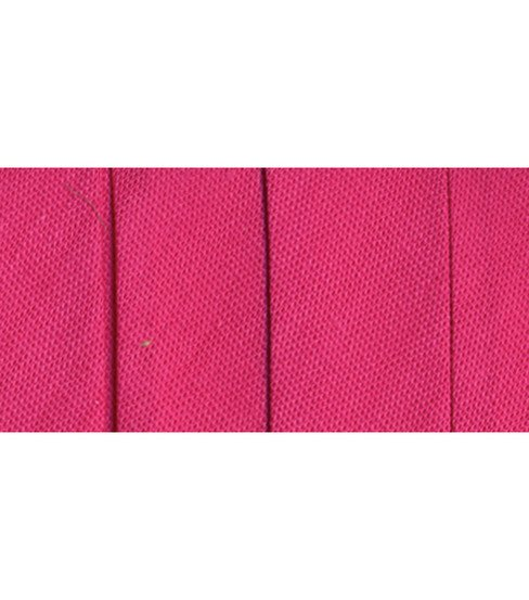 Bias Tape Extra Wide Double Fold Paradise Pink 1373
