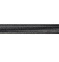 UNIQUE Braided Elastic 3mm/ 1/8- Black