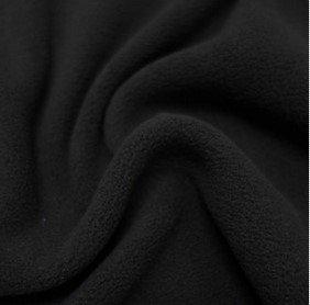 Glacier Fleece - Black (21E)