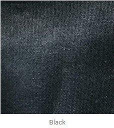 12oz Waxed Canvas - Black (21H)