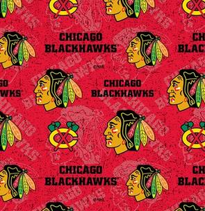 NHL Chicago Blackhawks (21B)