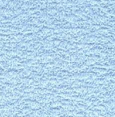 Terry Towel - Lt Blue