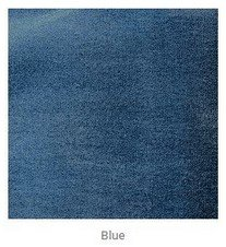 .50 meter Waxed Canvas - Blue