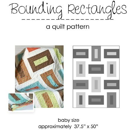 Bounding Rectangle FREE Digital Pattern