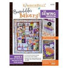 KB BroomHildas Bakery Book - The Sewing Version