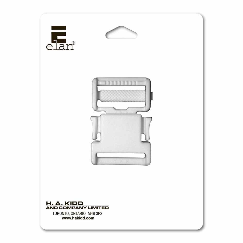 ELAN Parachute Clip - 25mm (1) - White