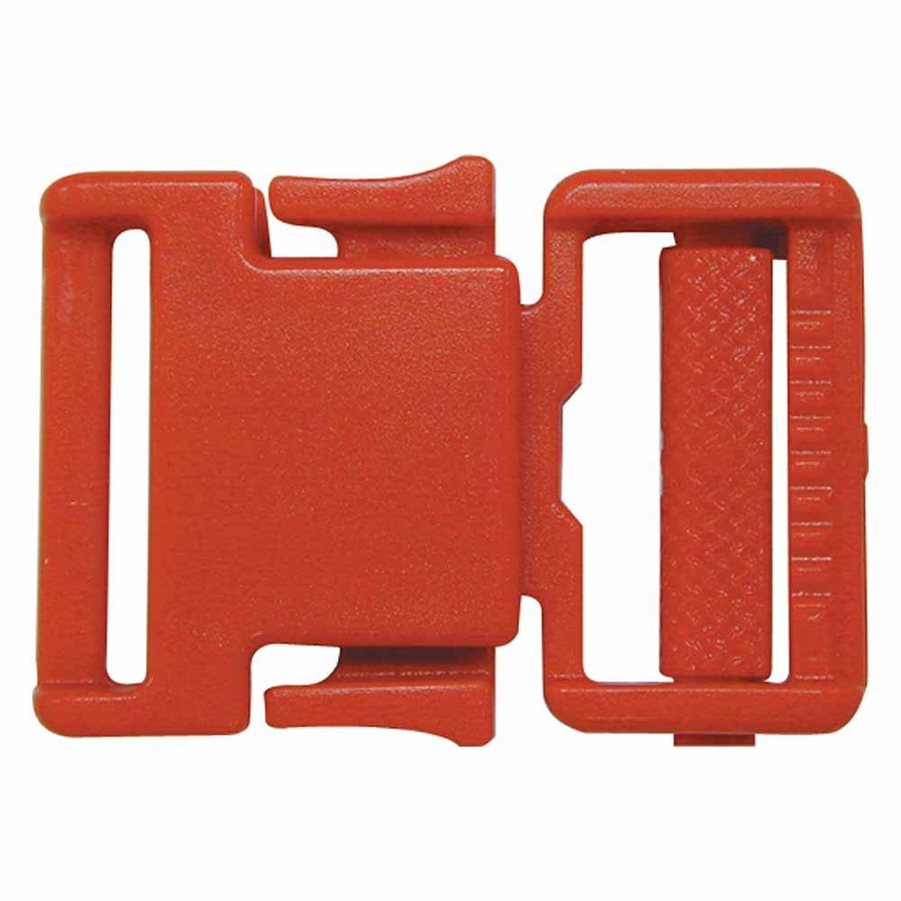 ELAN Parachute Clip - 25mm (1) - Red