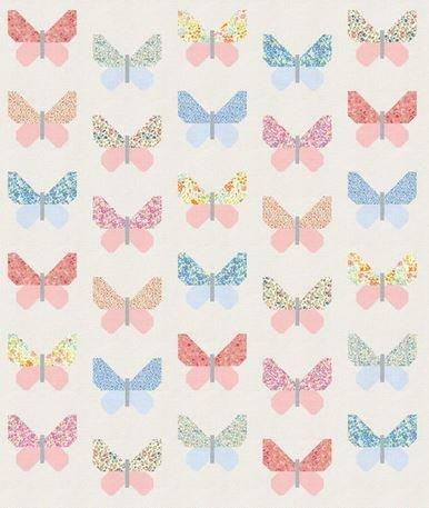 Petite Butterflies FREE pattern
