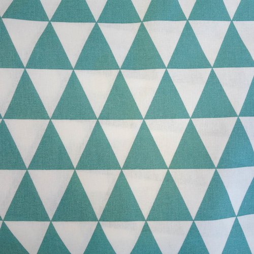 Calia- Triangles Seafoam