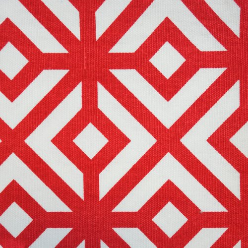 Calia- Squares Red