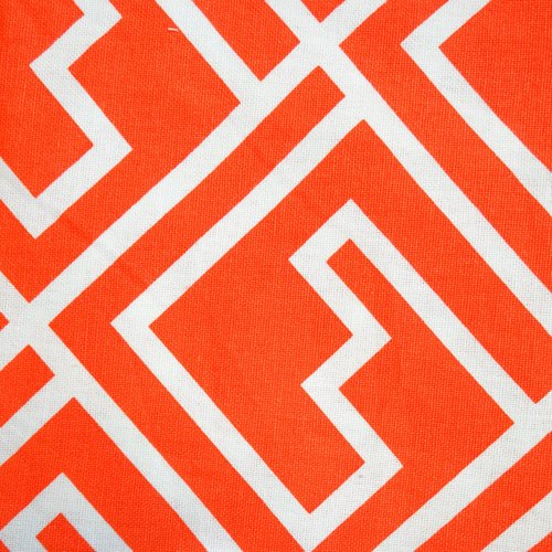 Calia- Zigzag Orange