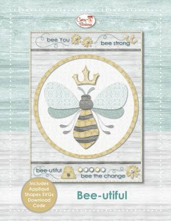 Bee-utiful - Wallhanging Kit