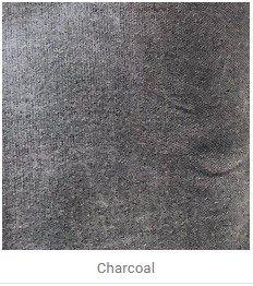12oz Waxed Canvas - Charcoal (21H)